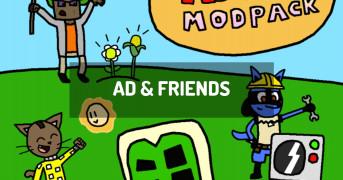 ad & Friends | minecraft modpack