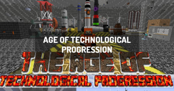 Age of Technological Progression | minecraft modpack