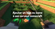 Ajouter un logo ou icone à son serveur minecraft