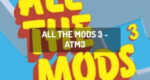 All the Mods 3 - ATM3