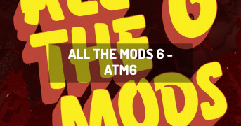 All the Mods 6 - ATM6 | modpack minecraft