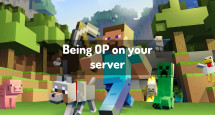 Being OP on your server