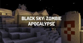 Black Sky: Zombie Apocalypse | minecraft modpack