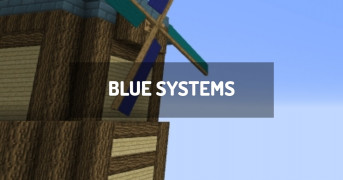 Blue Systems   modpack minecraft