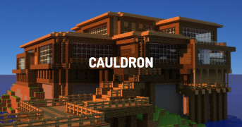 Cauldron | version pour plugin & mod minecraft
