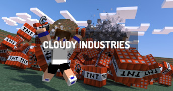 Cloudy Industries | minecraft modpack