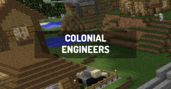 Colonial Engineers   modpack minecraft