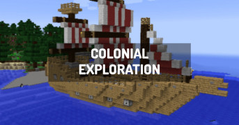 Colonial Exploration | modpack minecraft