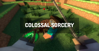 Colossal Sorcery | minecraft modpack