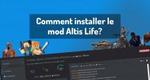 Comment installer le mod Altis Life?