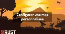 Configurer une map personnalisée