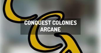 Conquest Colonies Arcane | modpack minecraft