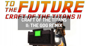 Craft Of The Titans II: The GOG Remix | minecraft modpack