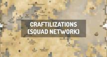 Craftilizations (Squad Network)