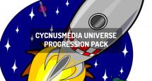 CycnusMedia Universe Progression Pack