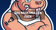 Das Nacktmullen Pack