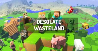 Desolate Wasteland | minecraft modpack