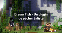 Dream Fish - Un plugin de pêche réaliste