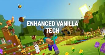 Enhanced Vanilla Tech | minecraft modpack