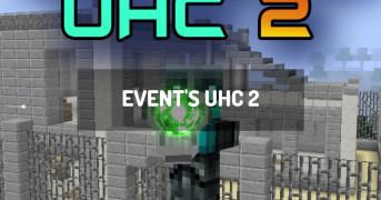 Event's UHC 2 | minecraft modpack