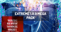 Extreme 1.8.9 Mega Pack