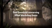 Fast Download concerning GMod Workshop Items