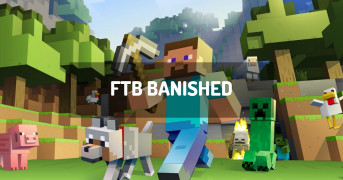 FTB Banished | minecraft modpack
