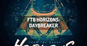 FTB Horizons: Daybreaker | modpack minecraft