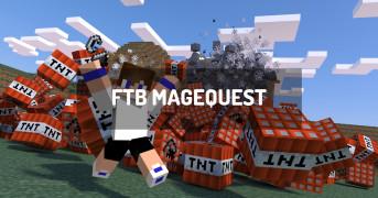 FTB MageQuest | minecraft modpack