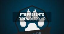 FTB Presents Direwolf20 1.12