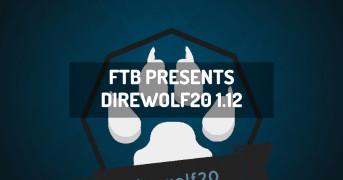 FTB Presents Direwolf20 1.12 | modpack minecraft