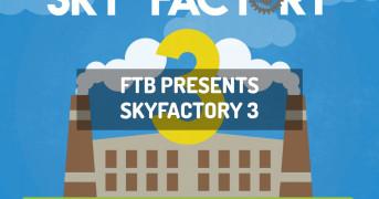 FTB Presents SkyFactory 3 | modpack minecraft