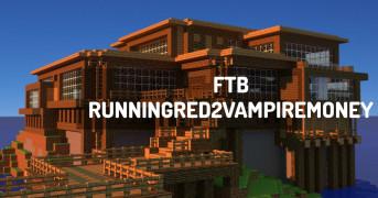 FTB RunningRed2VampireMoney   minecraft modpack