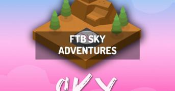 FTB Sky Adventures   modpack minecraft