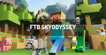 FTB SkyOdyssey | minecraft modpack
