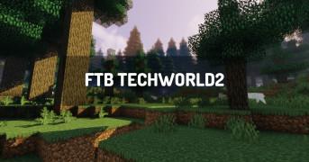 FTB TechWorld2 | minecraft modpack