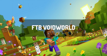 FTB VoidWorld | minecraft modpack