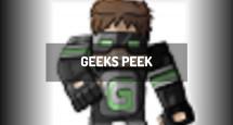 Geeks Peek