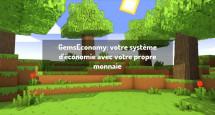 GemsEconomy: votre système d'économie avec votre propre monnaie