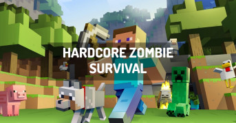 hardcore zombie survival | minecraft modpack