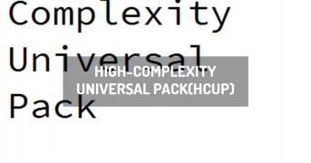 High-Complexity Universal Pack(HCUP) | minecraft modpack
