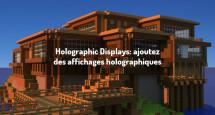 Holographic Displays: ajoutez des affichages holographiques