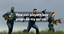 How can players buy props on my server?