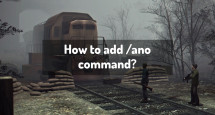 How to add /ano command?