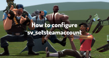 How to configure sv_setsteamaccount