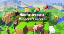 How to create a Minecraft server
