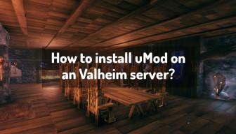 How to install uMod on an Valheim server?