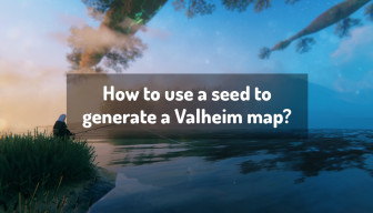 How to use a seed to generate a Valheim map?