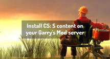 Install CS: S content on your Garry's Mod server