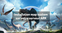 Installation map custom sur votre serveur ARK